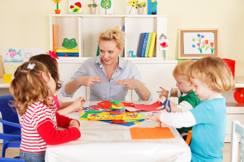 Characteristics of an Ideal Learning Environment for Children