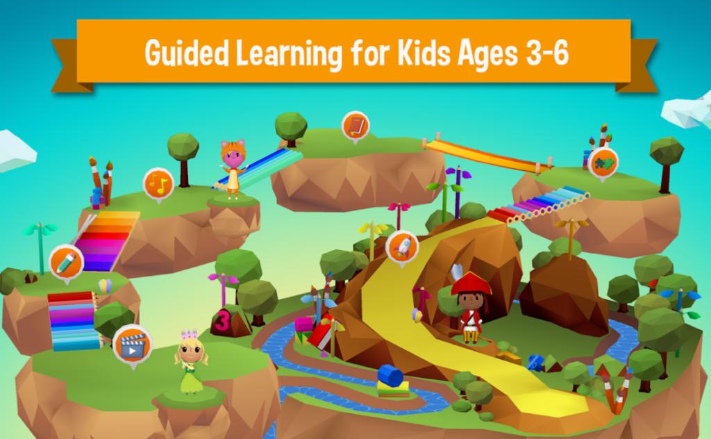 Leapfrog academy interactive app