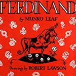 Nonfiction Books For Kids - The Story of Ferdinand by Munro Leaf