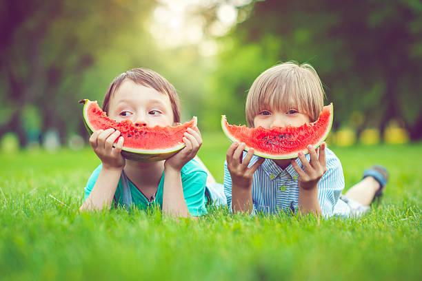 watermelon art for kids
