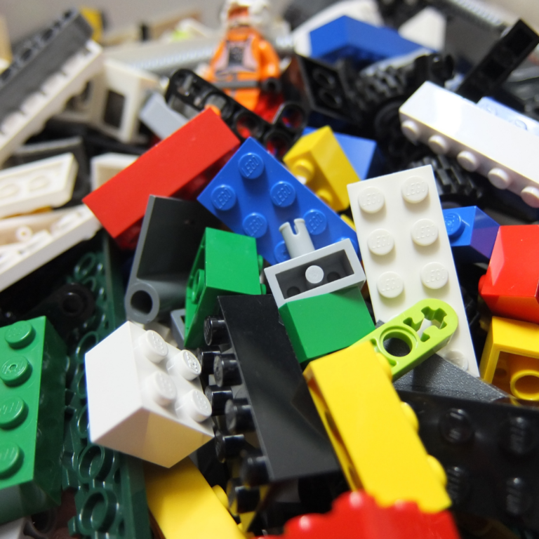 Lego Storage Organization Ideas
