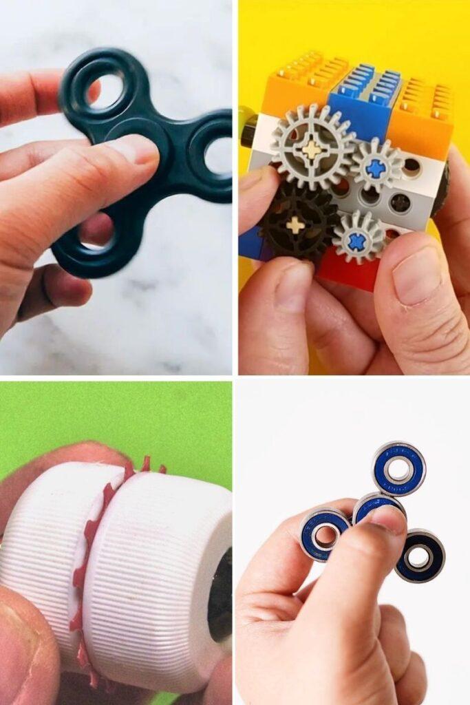 DIY Fidget Toys for Kids