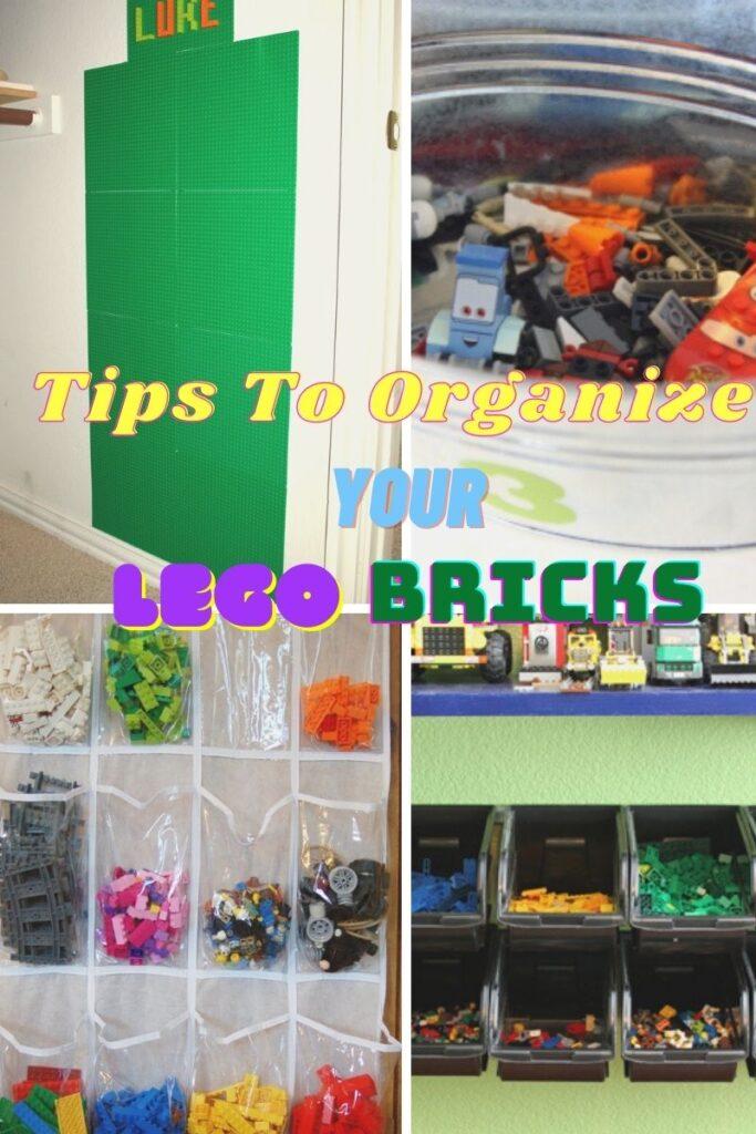 Lego Storage Ideas