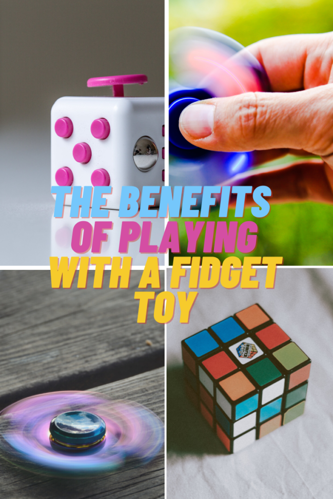 Benefits of Playing with a Fidget Toy