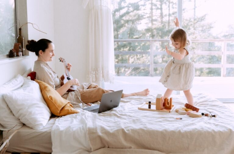 music and movement for child development