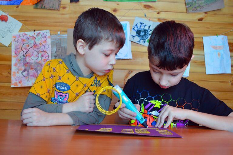 3D Art Activities for Kids