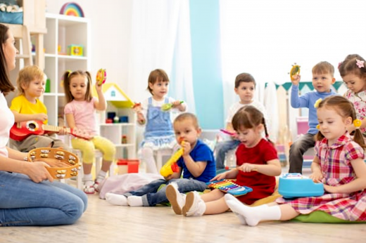 Baby Steps Emergent Preschool Education